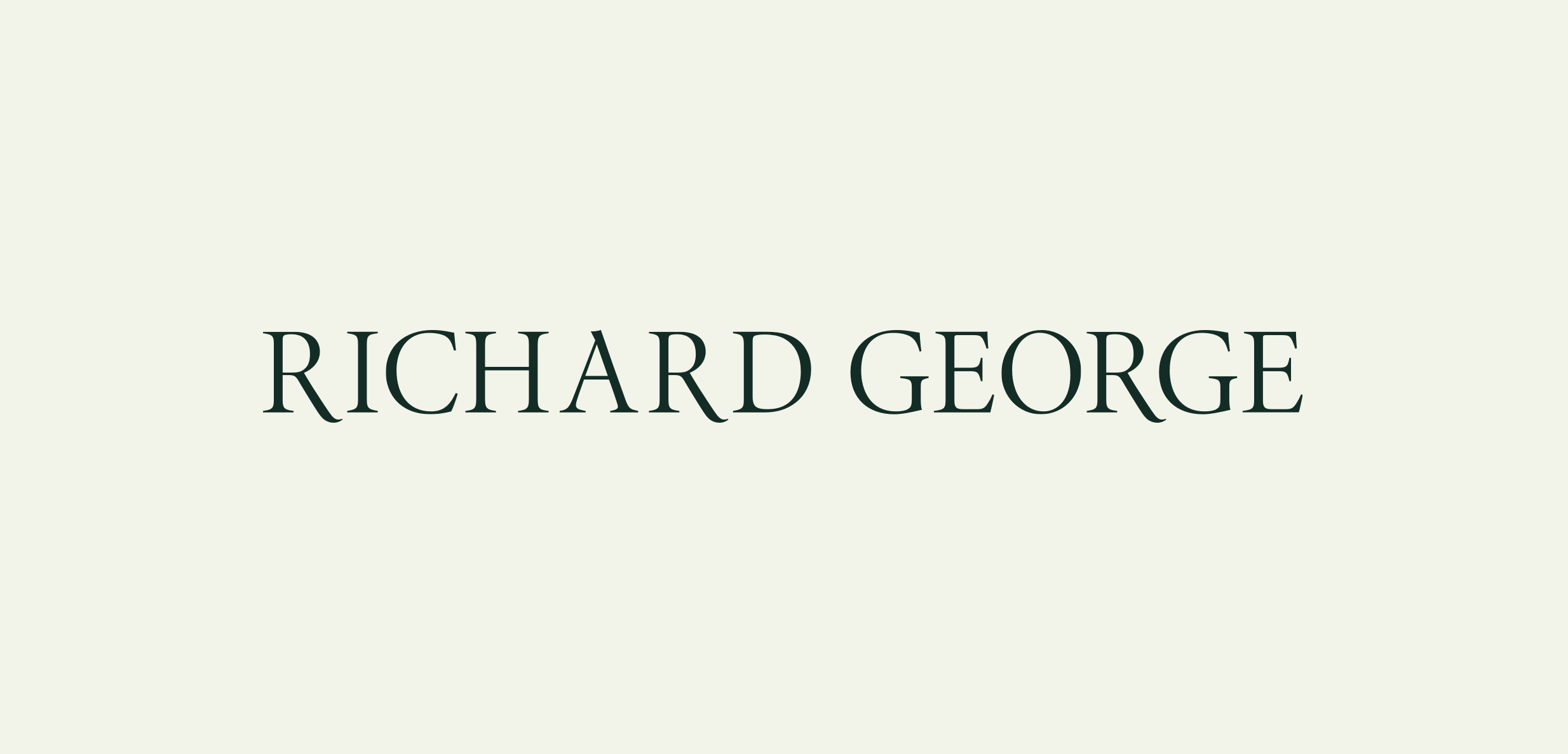 Richard George Case Study