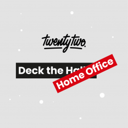 Decking the (Home Office) Halls